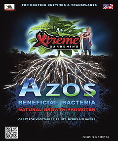 Azos plant nutrients horticultural products