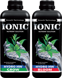 Ionic Hard Water Nutrient Solution