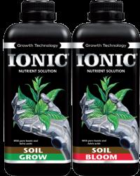 Ionic Soil Plant Nutrient