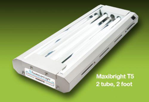 Maxibright T5 2 Tube Horticultural Lights