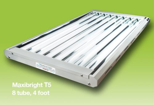Maxibright T5 8 Tube 4 ft Horticultural Lights