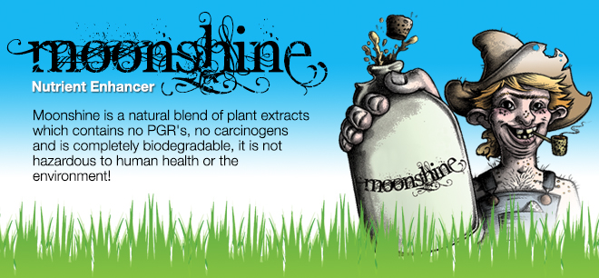 Moonshine Nutrient Enhancer for hydroponics