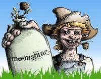 Moonshine nutrient enhancer for horticultural growing