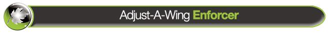 Adjust-A-Wing Enforcer Reflectors for Grow Lights