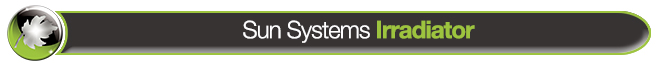 Sun Systems Irradiator Horticultural Reflector