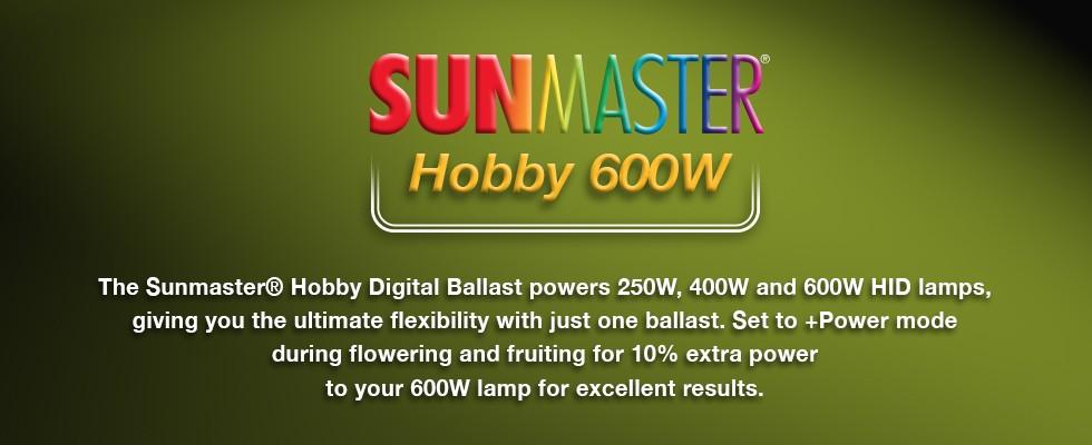 Sunmaster Hobby