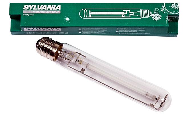 Sylvania High Pressure Sodium HID Hydroponics Lamps