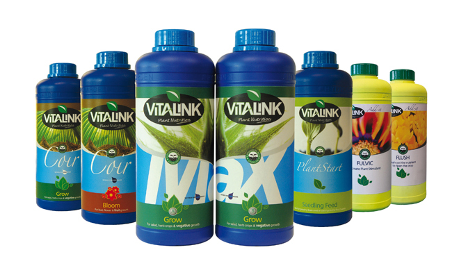 Vitalink Hydroponic Nutrients and Additives Wholesaler Products