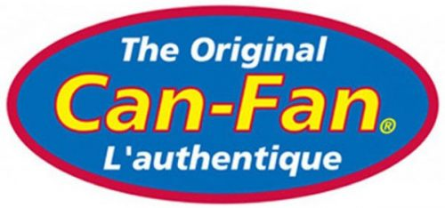 CAN fan horticultural environment controls