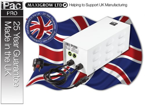 horticultural lighting magnetic power pack maxibright ipac pro