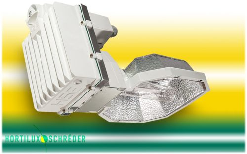 Hortilux Schreder horticultural lighting system