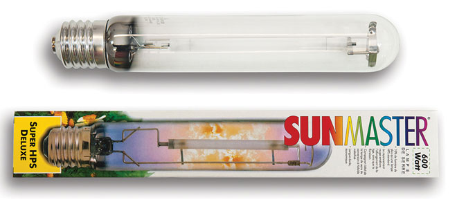 Sunmaster Super HPS Deluxe HID Grow Lamps