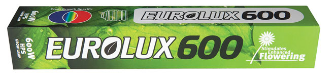 Eurolux 600 Horticultural Grow Lamps