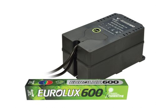 Eurolux 600W Magnetic Power Pack and Lamp