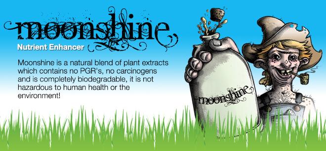Moonshine Nutrient Enhancer for hydroponics