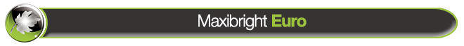 Maxibright Euro reflectors for horticultural lighting