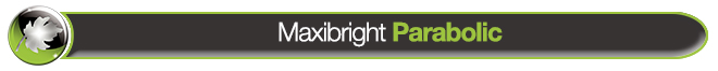 Maxibright Parabolic Reflectors for grow lamps