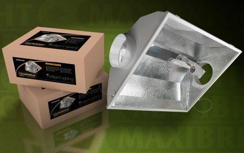 Maxibright Goldstar Air-Cooled Reflectors