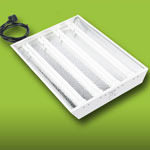 Maxigrow fluorescent units for horticultural lighting