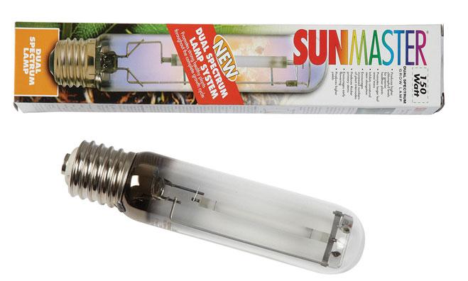 Sunmaster Dual Spectrum HID Hydroponics Lamp